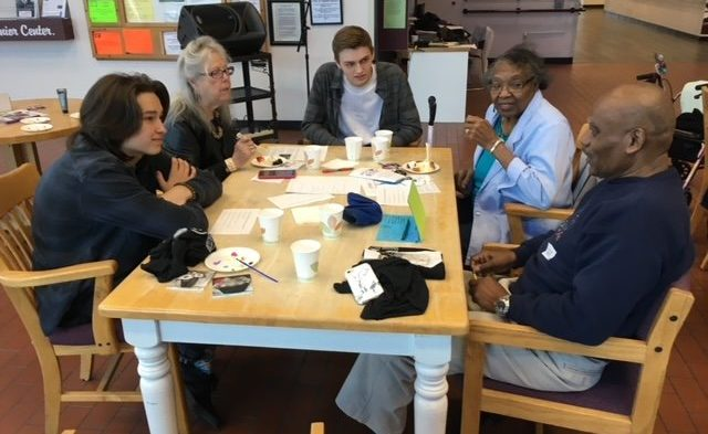 Finding joy in intergenerational engagement